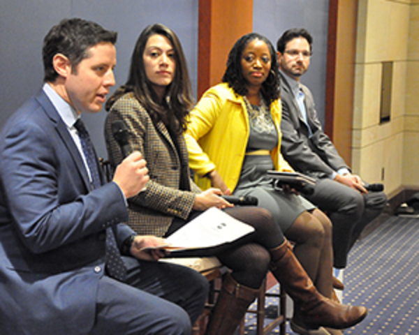Hill staffers offer compass to foreign diplomats navigating Congress
