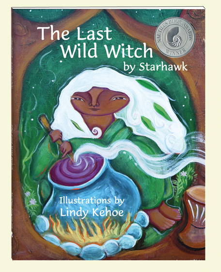 The Last Wild Witch childrens book