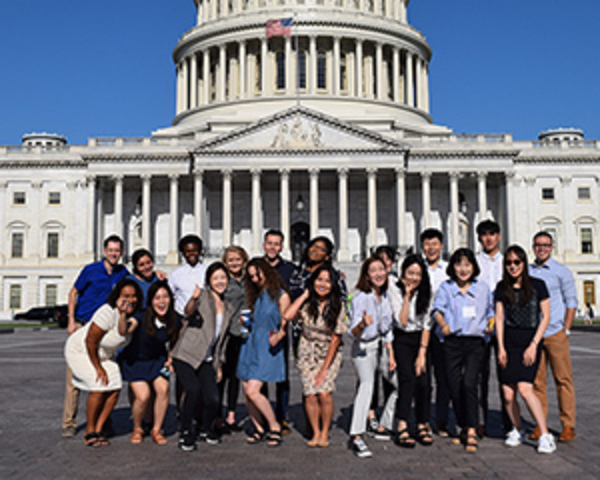 The future of U.S.-Korea Relations: Educating young leaders through power of exchange