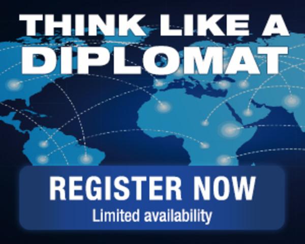 Think like a Diplomat