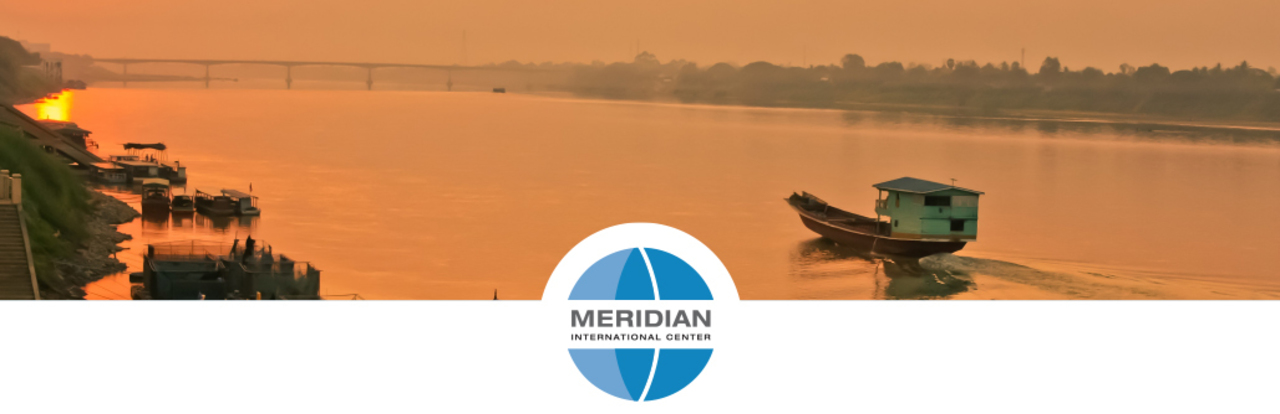 Meridian Diplomacy Forum: Countries of the Mekong