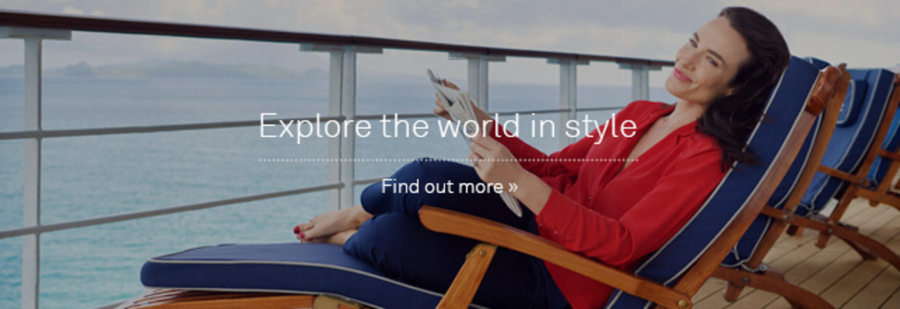 Explore the world in style