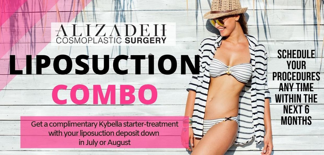 Liposuction & Kybella Combo Summer Special