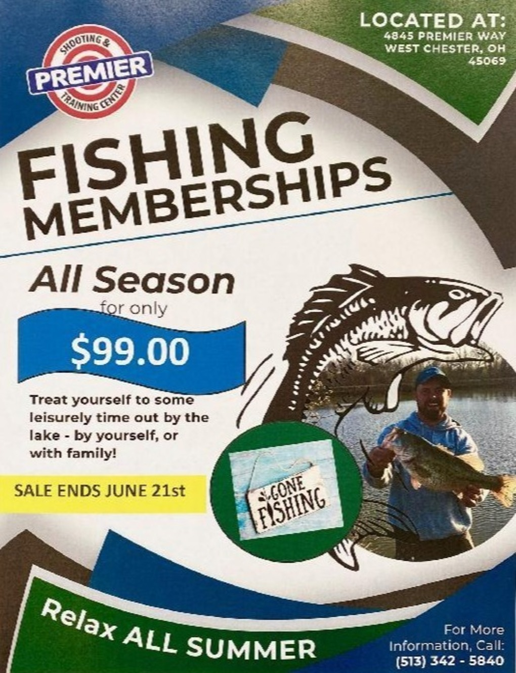 Contact PREMIER - Fishing Pass Special !!!