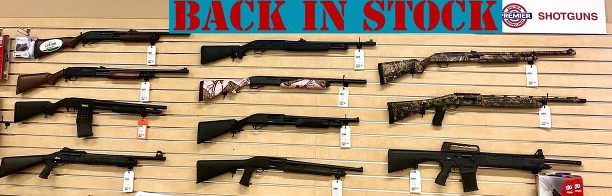 Back In Stock Now @ PREMIER (In-Store)