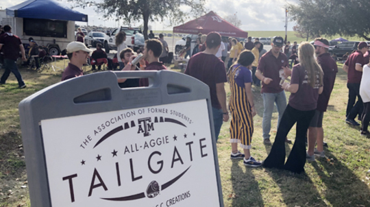 Association away game tailgates canceled