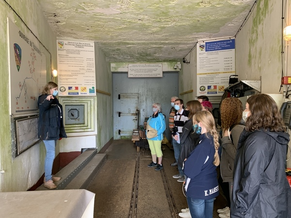 Inside the Maginot Line