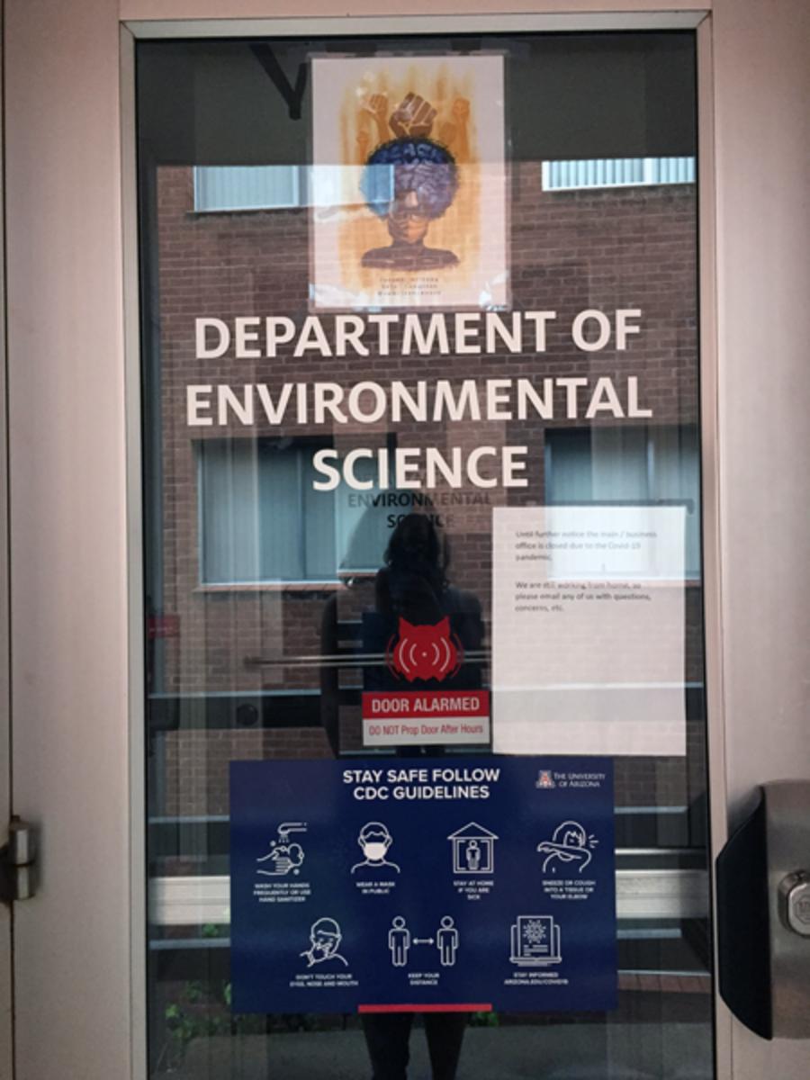 ENVS Office front