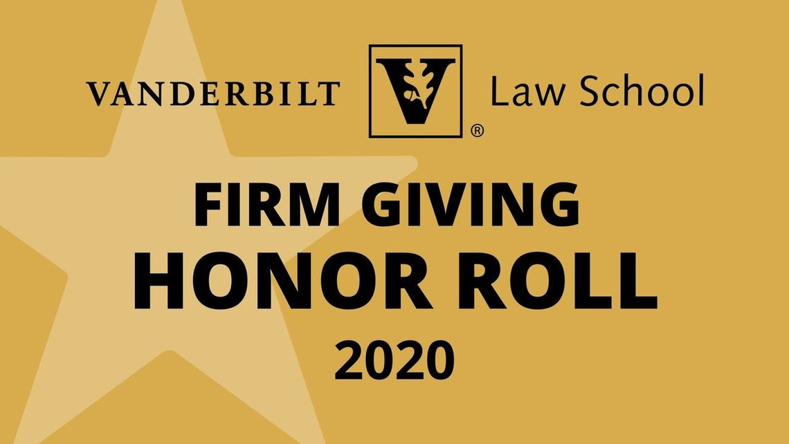 Firm Giving Honor Roll