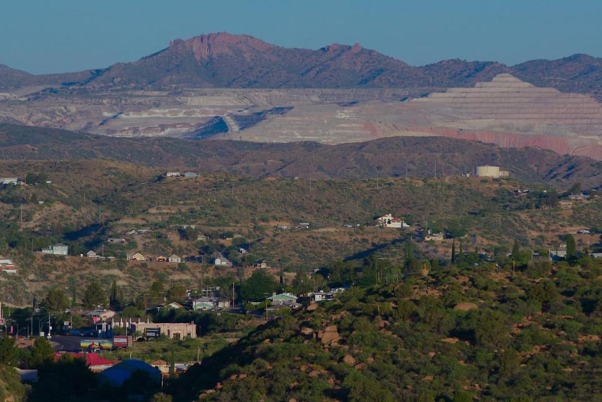 Mine in Arizona