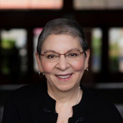 Library Author Series: Nancy Pearl