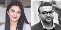 Headshot of Miriam Khan and Annas Khan