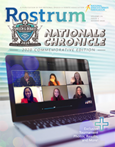 Nationals Chroicle cover