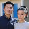 Simon Tan and Christine Trinh