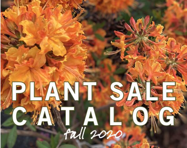 Plant Sale Caralog Fall 2020