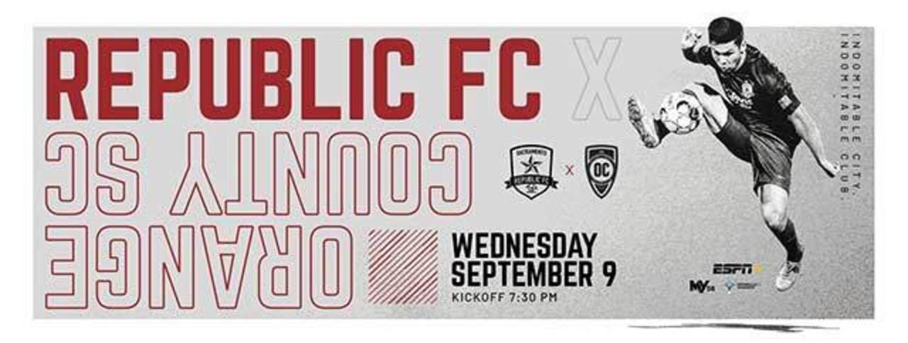 Sac Republic FC v Orange County SC
