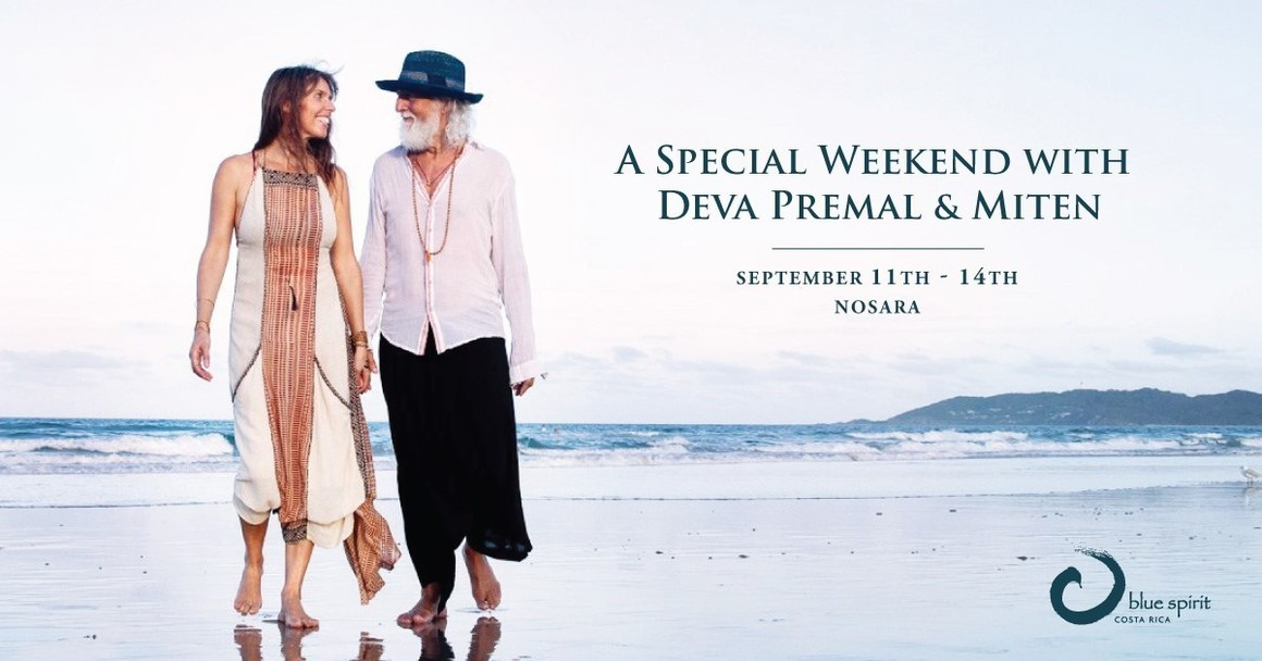 a special weekend with deva and miten