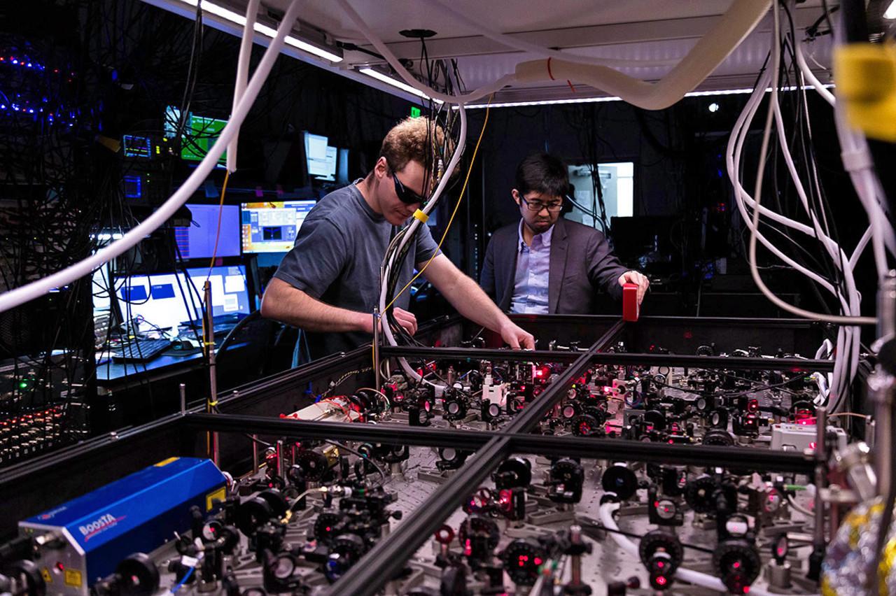 Eexpanding research in quantum sciences.