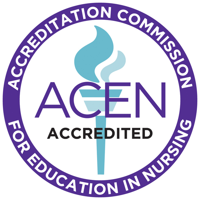 NFC's AS in Registered Nursing Degree is ACEN Accredited