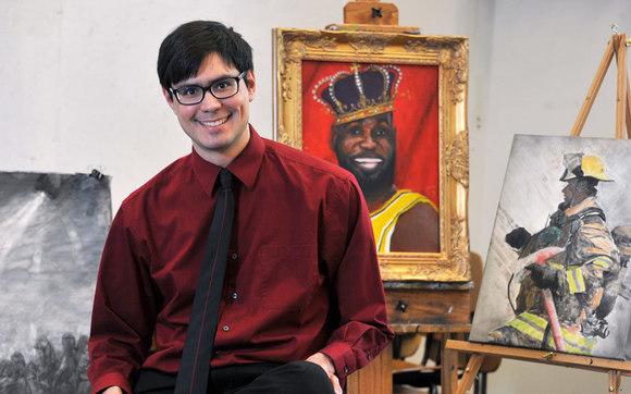 Photo of Central College alumnus Brandon Rosas '20