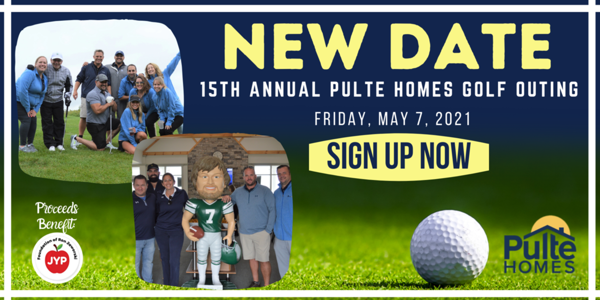 Pulte Homes Golf Outing Postponed