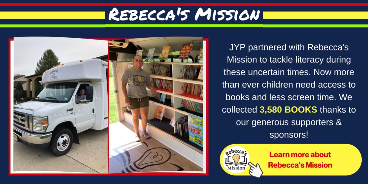 Rebecca's Mission