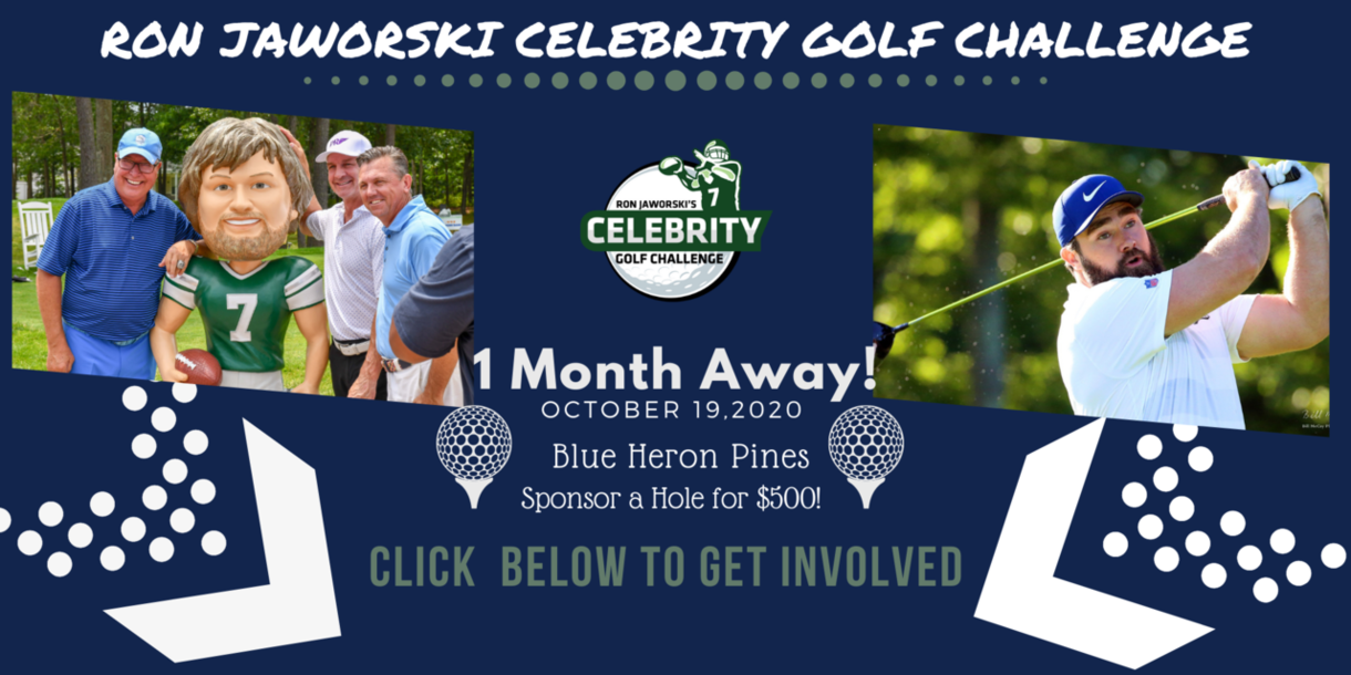 Ron Jaworski Celebrity Golf Challenge
