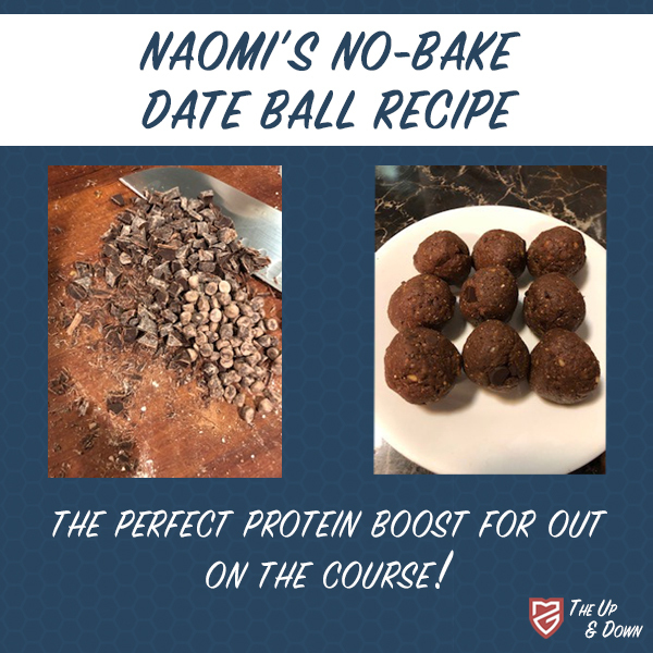 No-Bake Date Ball Recipe