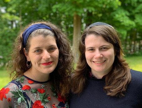 Hayely Goldstein & Lizzie