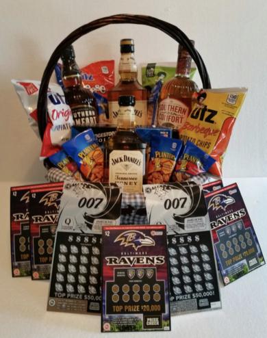 Happy Hour Basket