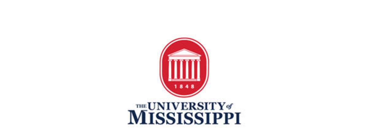 The University of Mississippi Crest
