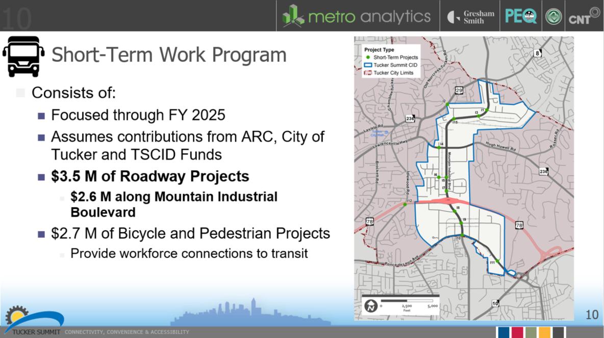 TSCID Freight Cluster Plan