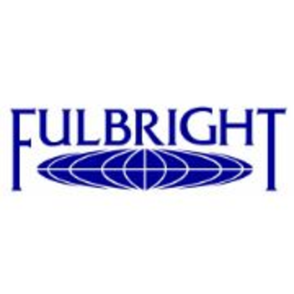 Fulbright logo.