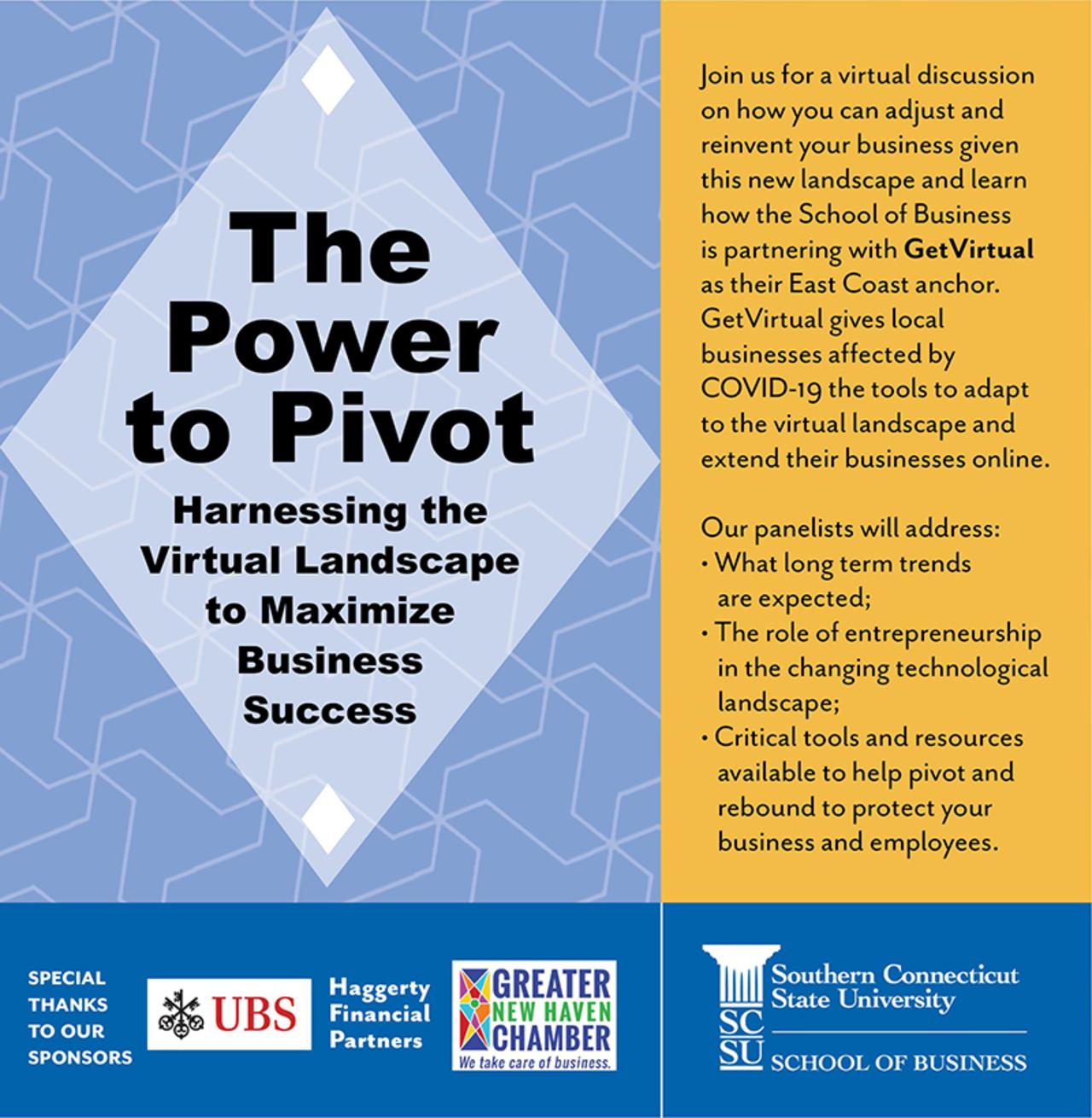 The Power to Pivot