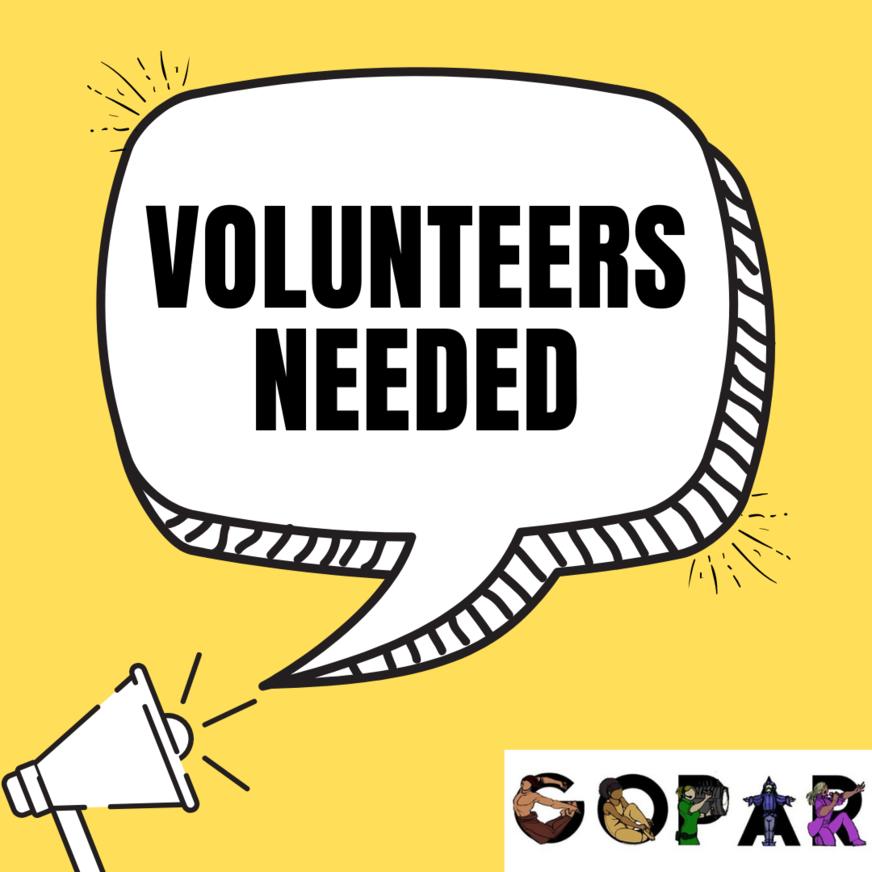 Signup link for GOPAR volunteer orientation