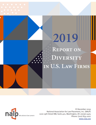 2019 Report on Diversity in U.S. Law Firms