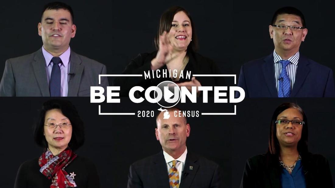 2020 Census: Be Counted Michigan