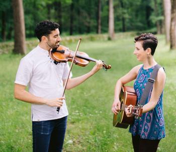 Photo - Leah Carnow & Yoni Battat