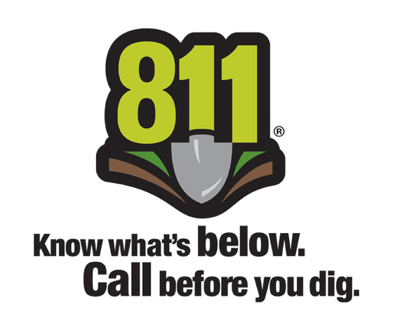 Dial Before You Dig!