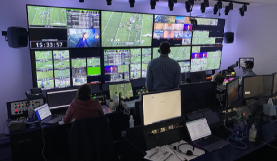 Photo of ND Studios control room