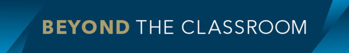 Beyond the Classroom Newsletter Logo