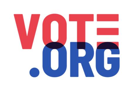 Vote.org logo graphic