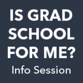 Is Grad School for Me?