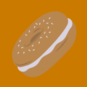 Bagel Graphic