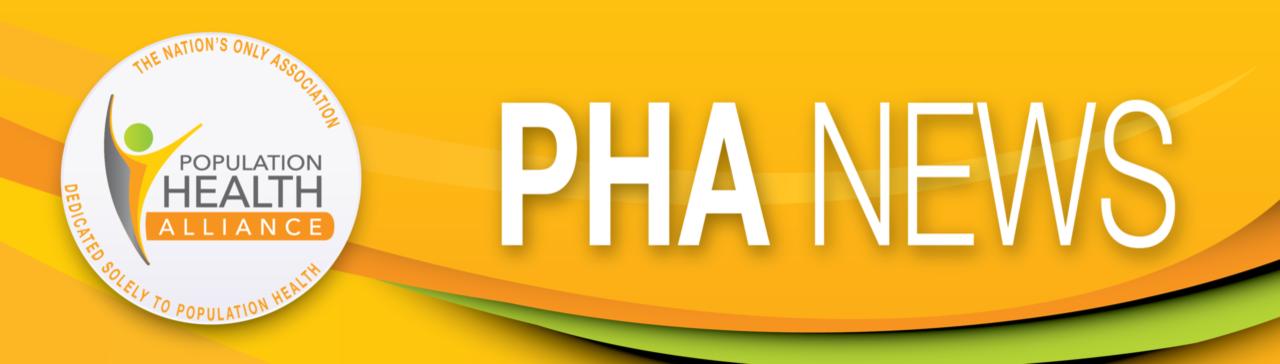 PHA News