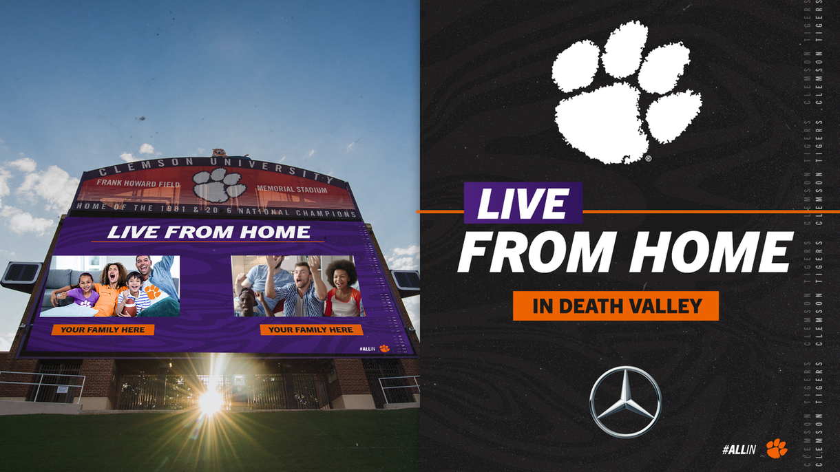 Live From Home in Death Valley