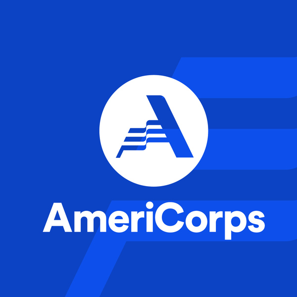 New AmeriCorps logo: Click here for more AmeriCorps brand resources