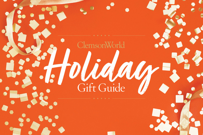 SClemson World Holidy Gift Guide
