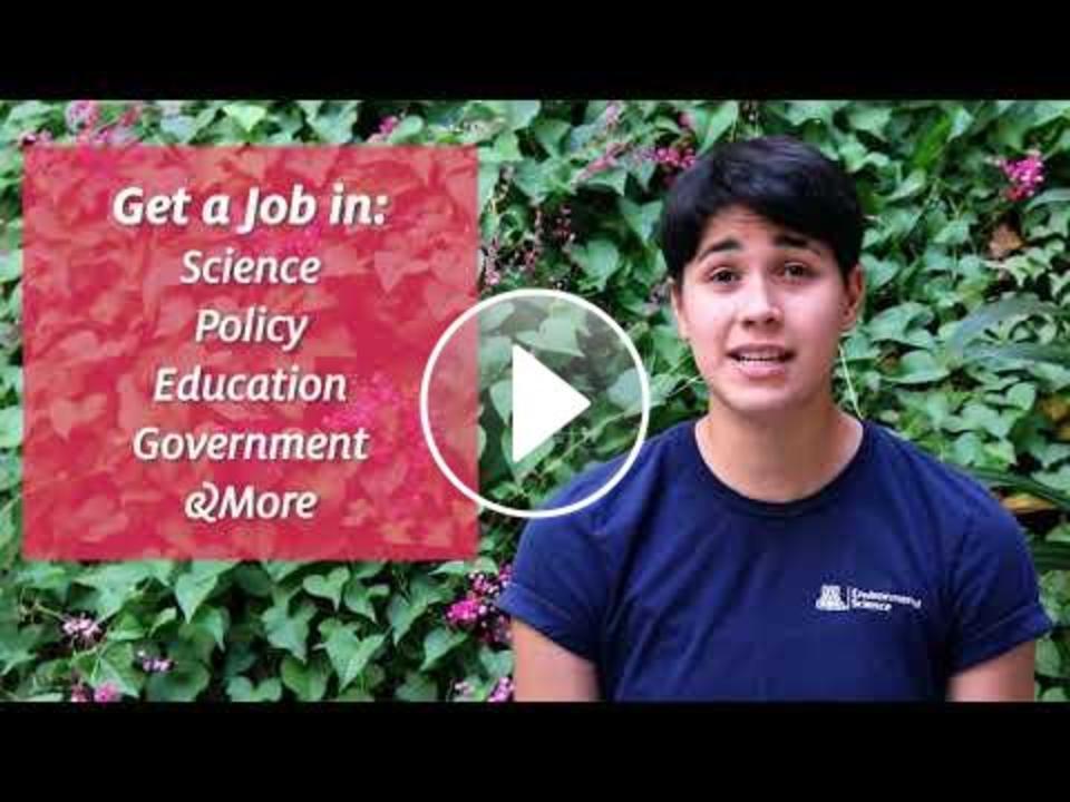 Environmental Science Major