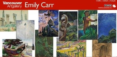 Vancouver Art Gallery, Emily Carr